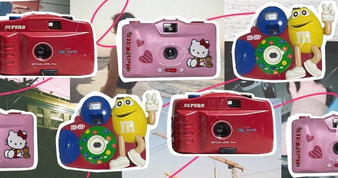 Your next budol? Cute film cameras. Just head to these IG stores