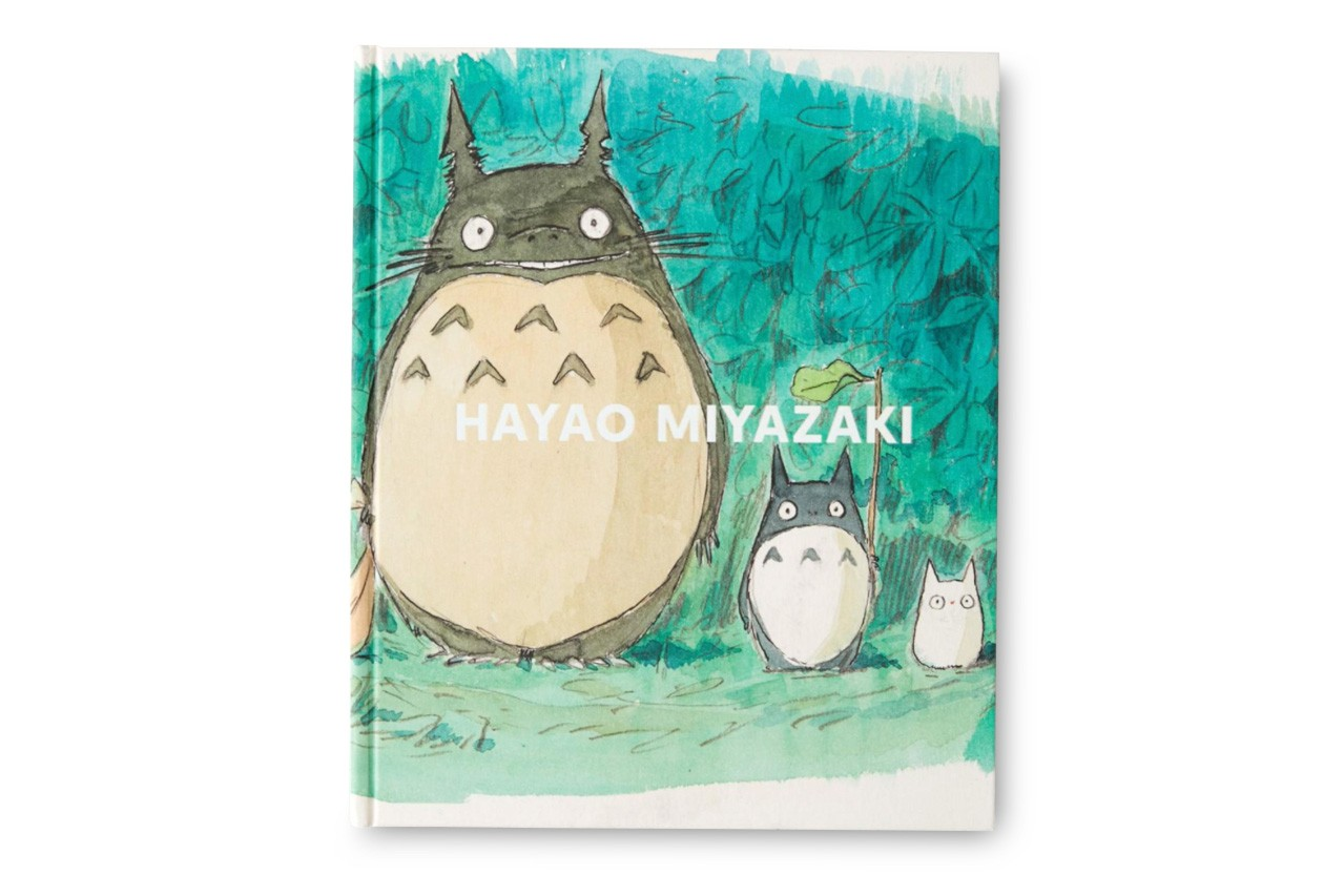 'Hayao Miyazaki' is an ultimate book buddy for all Studio Ghibli fans 1