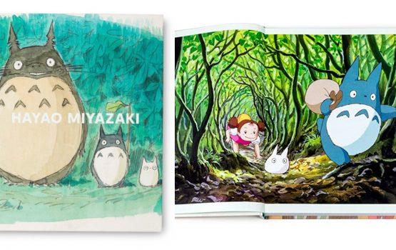 'Hayao Miyazaki' is an ultimate book buddy for all Studio Ghibli fans