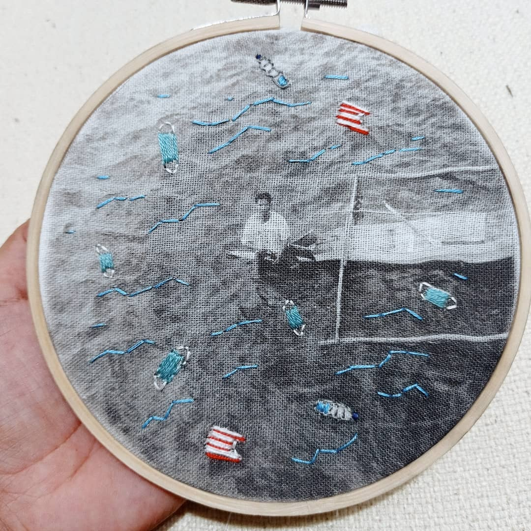 For this Samar-born artist, embroidery is protest 2