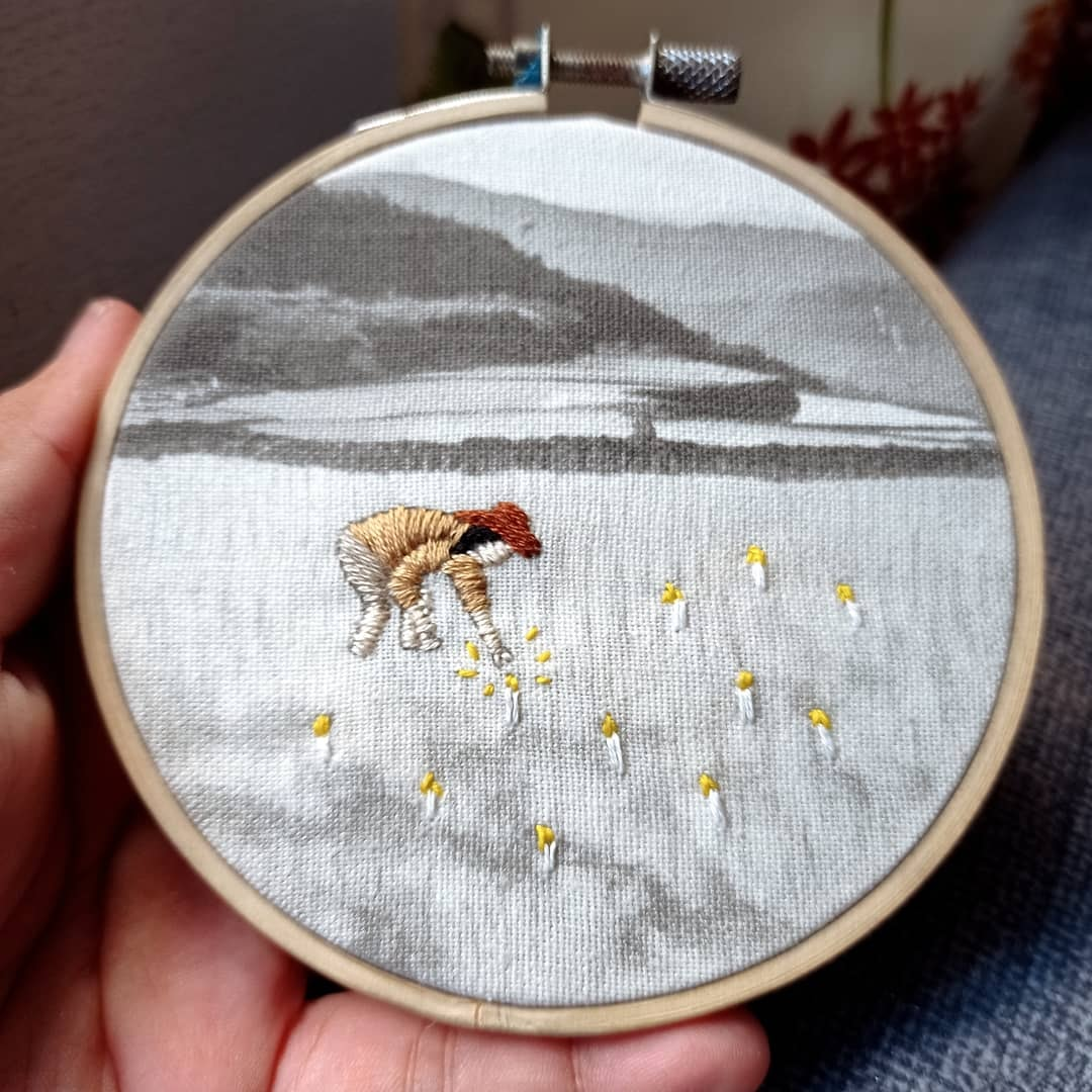 For this Samar-born artist, embroidery is protest 3