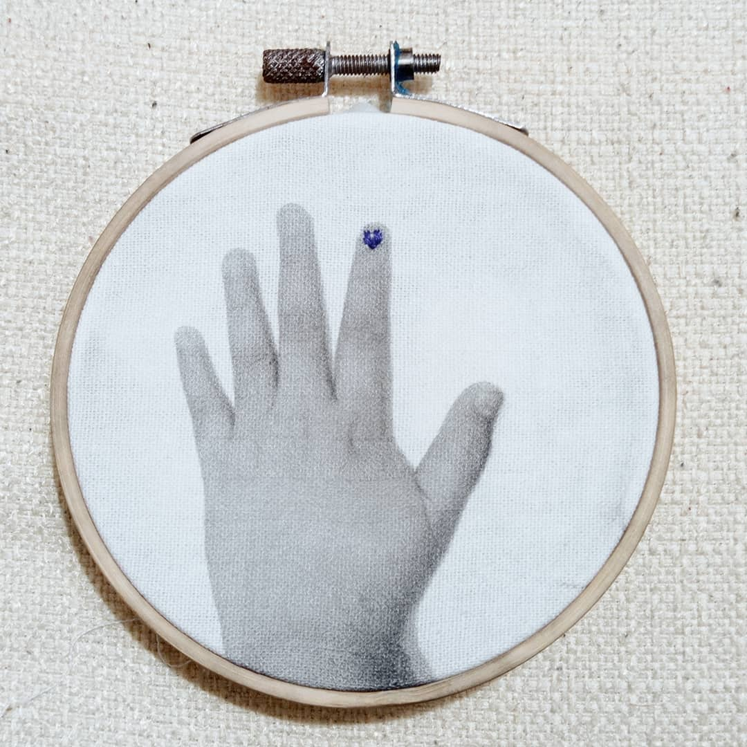 For this Samar-born artist, embroidery is protest 5