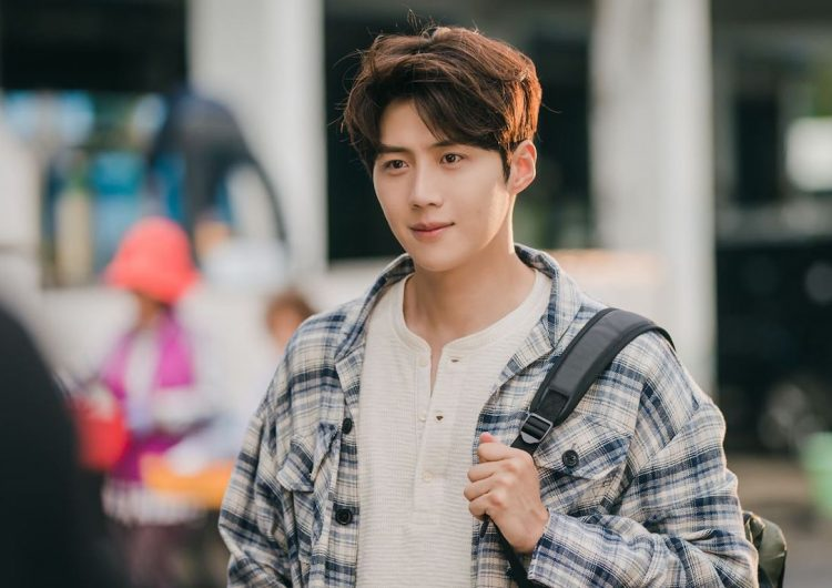 Kim Seon-ho might play a half-Filipino in his first-ever film