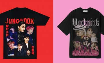 LF: A vintage tee feat. your bias? These 5 IG shops have 'em