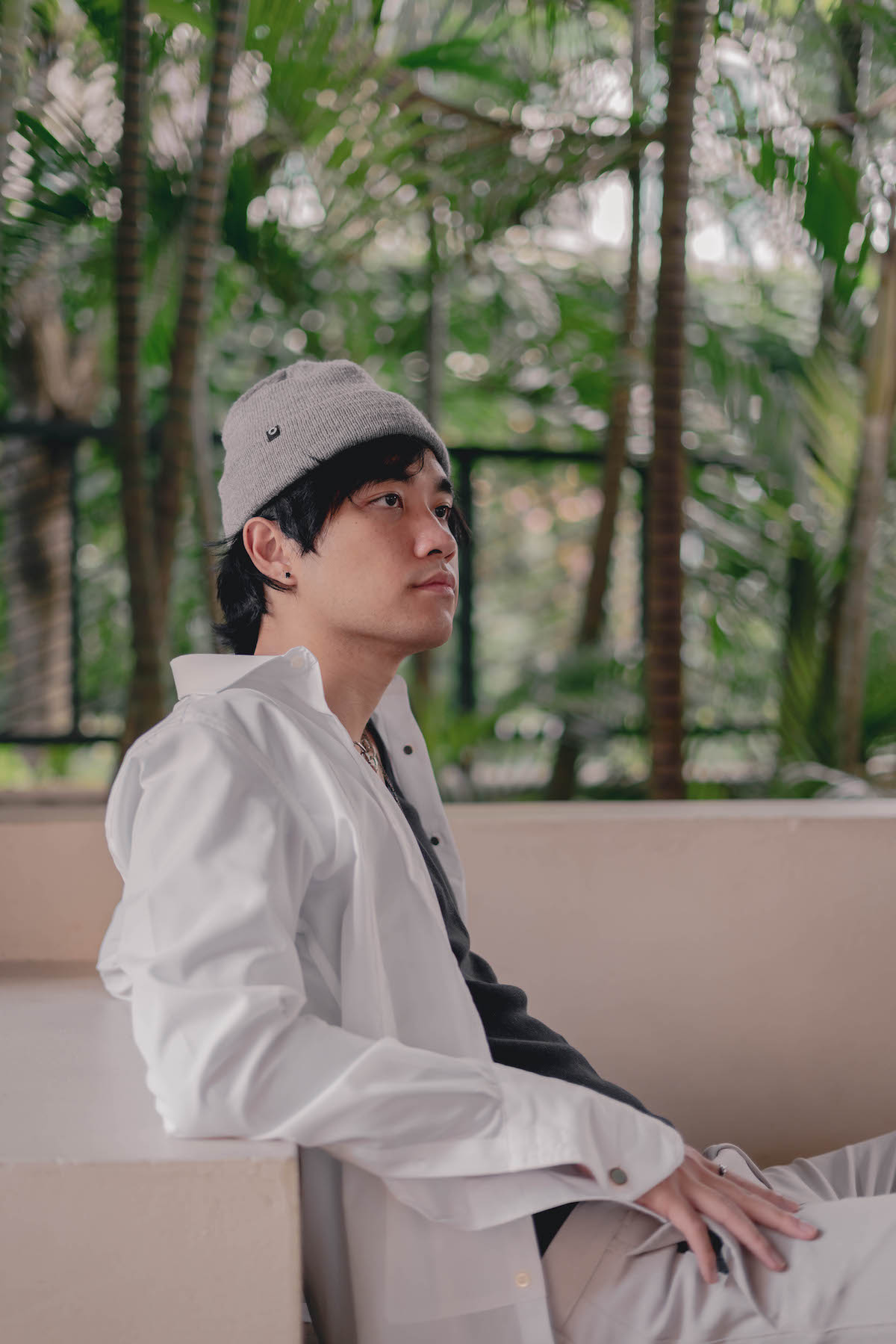 No doubt, Indonesian-Singaporean artist Lullaboy will get you all up in your feelings 4