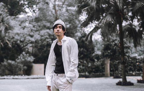 No doubt, Indonesian-Singaporean artist Lullaboy will get you all up in your feelings
