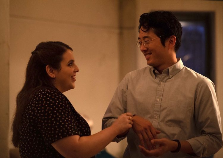 The A24 x Steven Yeun ship returns with 'The Humans'