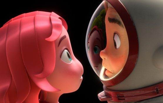 This Filipino Disney vet's zero-gravity romance is heading online soon