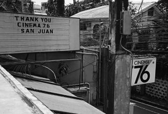 Cinema '76 San Juan, a PH cinema haven, is officially closing