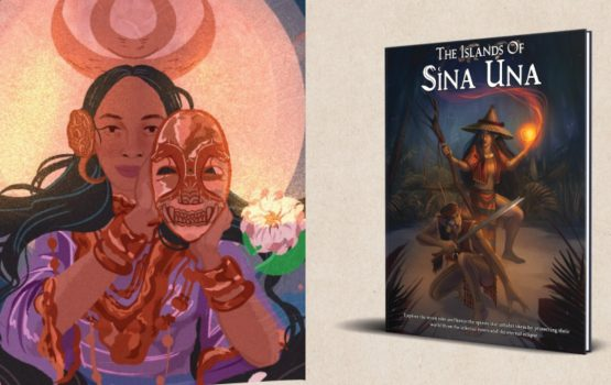 A Dungeons & Dragons setting lets you play in pre-colonial Philippines