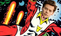 Harry Styles' acting era continues… as Thanos' hot brother in…