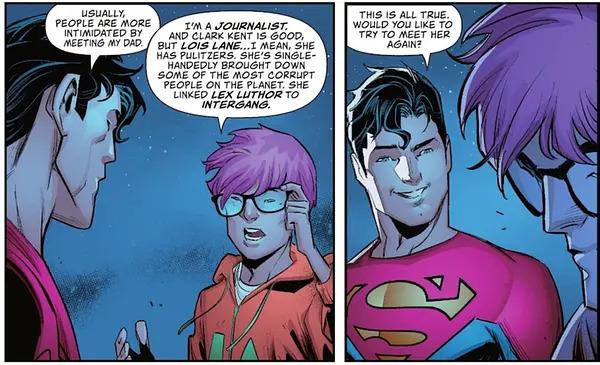 Who is Jay Nakamura, Superman's new boyfriend? 4