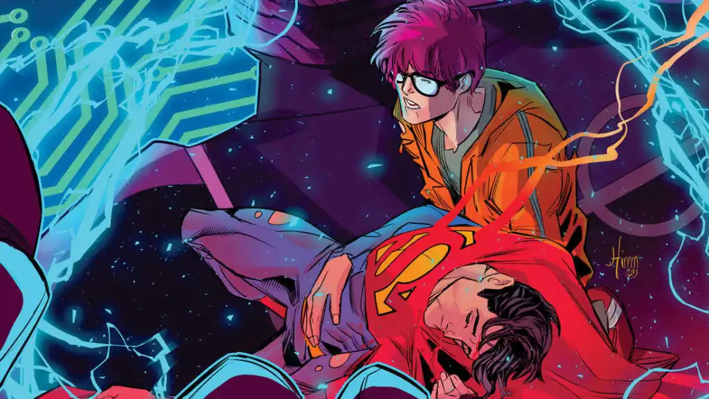 Who is Jay Nakamura, Superman's new boyfriend? 5