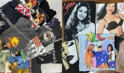 Tons of vintage tees are up for dibs on IG…