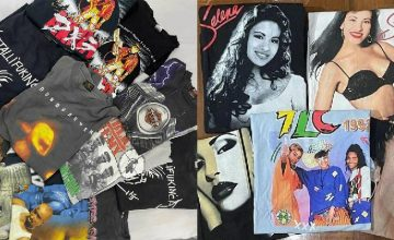 Tons of vintage tees are up for dibs on IG tonight, kids