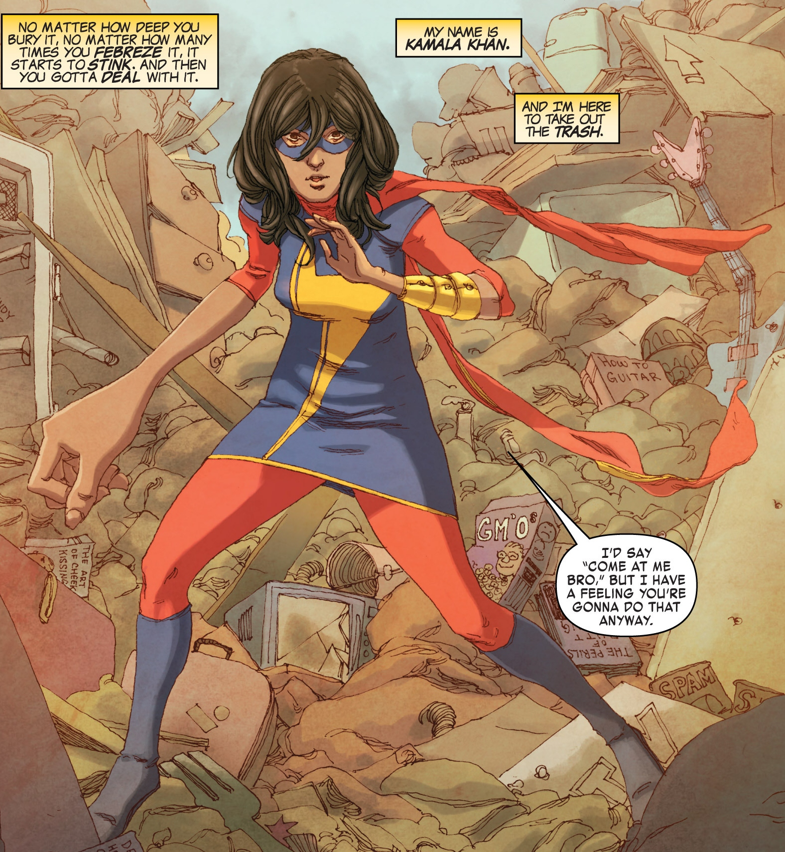 New Iconic Superheroes Promise A More Diverse Comic Multiverse