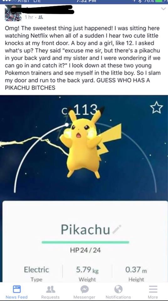 4 - Pikachu