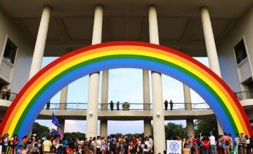 UP Pride 2017's march towards love and equality, in photos