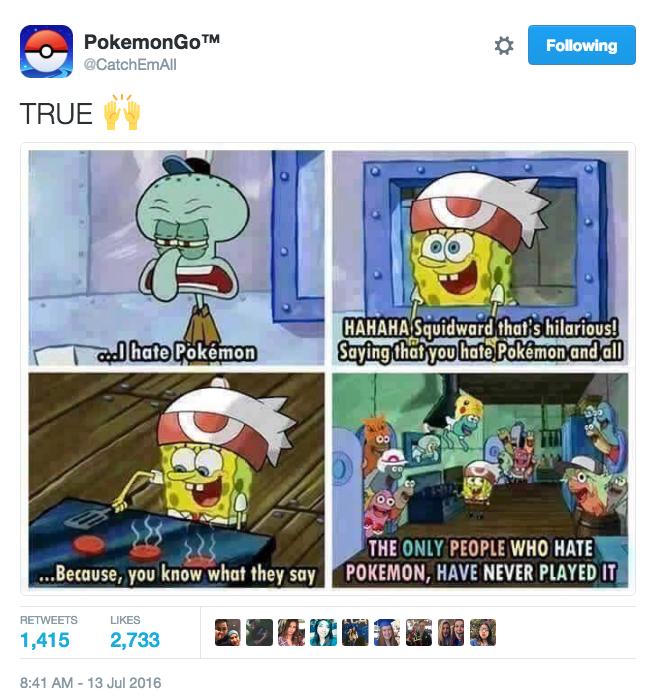 5 - Pokemon Haters