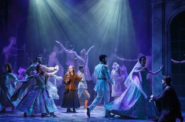 The 'Anastasia' Musical Is Heading To Broadway This 2017