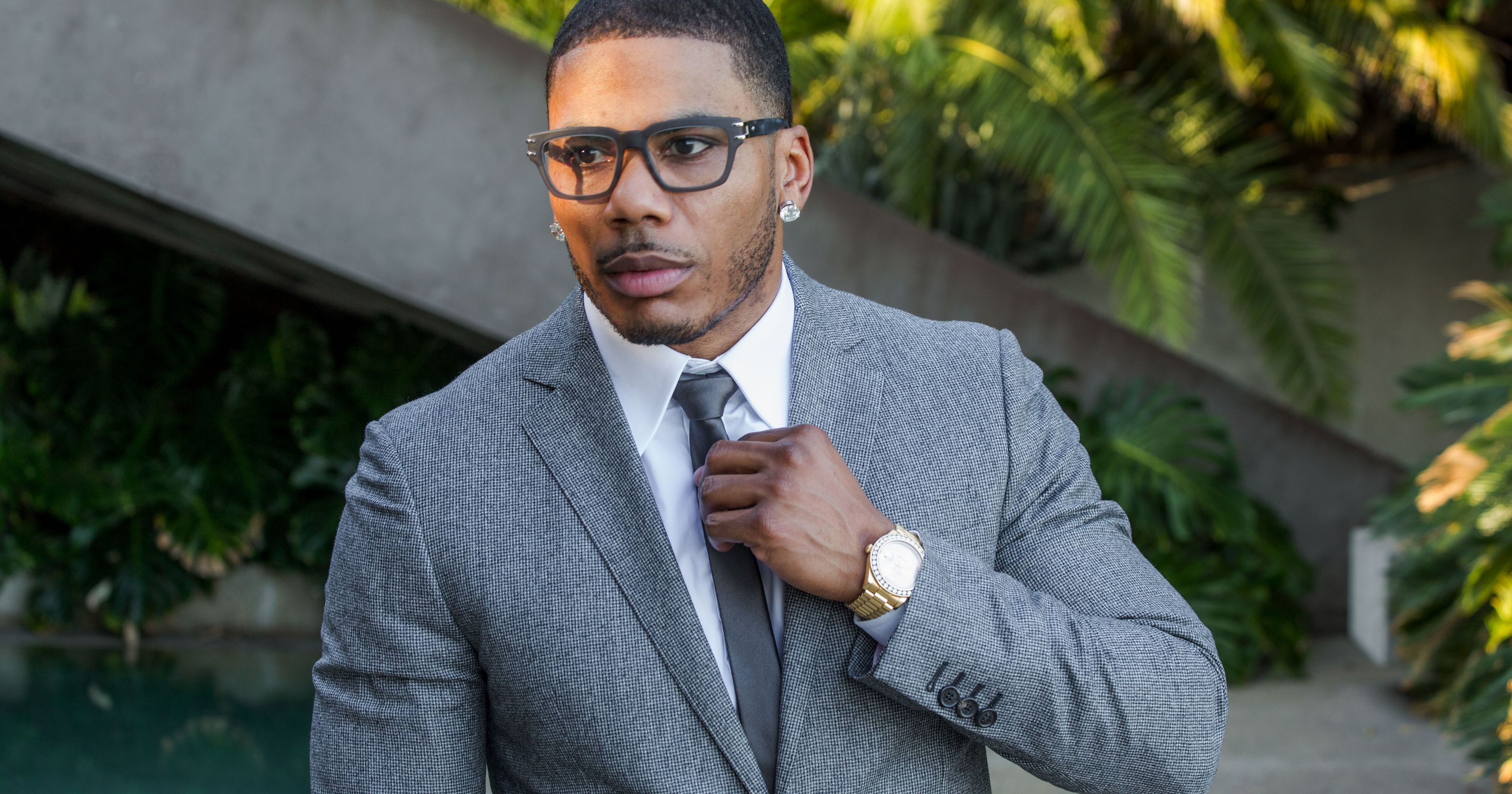 Nelly Needs You To Stream His Songs So He Can Pay His Taxes