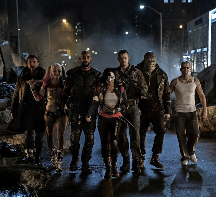 The 'Suicide Squad' Soundtrack Is Full Of Badass Anti-Hero