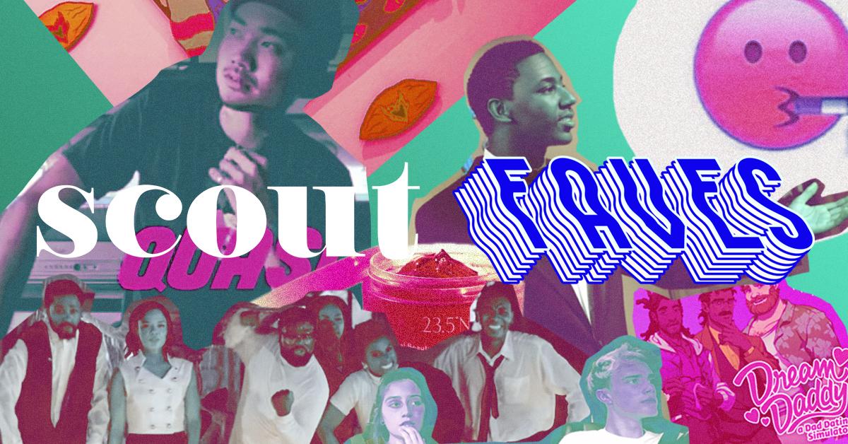 Last week's #ScoutFaves: Quasi-, Dream Daddy, Tyang Karyel