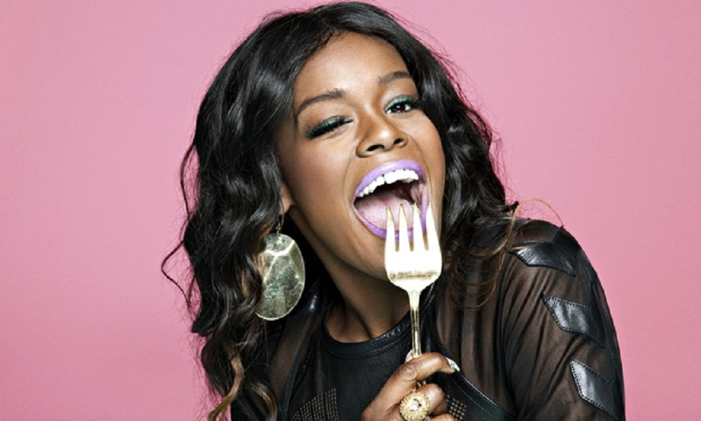 Azealia Banks leaks her own nudes to promote 'Escapades'