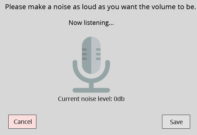 Seven GIFs of the worst volume sliders by Redditors