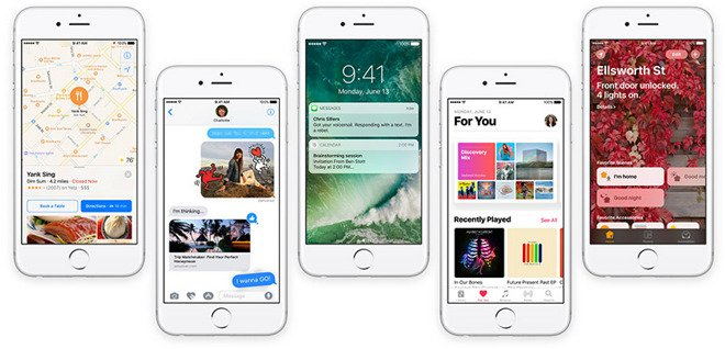 Here Are Some Of Our Favorite iOS 10 Features