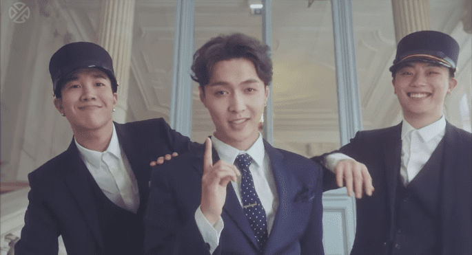 """EXO's Lay proposes in Paris for his new """"I NEED U"""" music video"""
