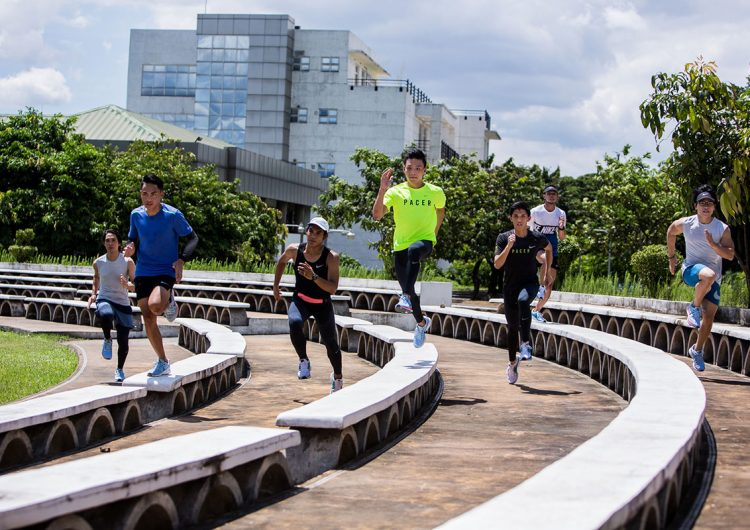Meet the Nike+ Run Club Pacers of UP Diliman