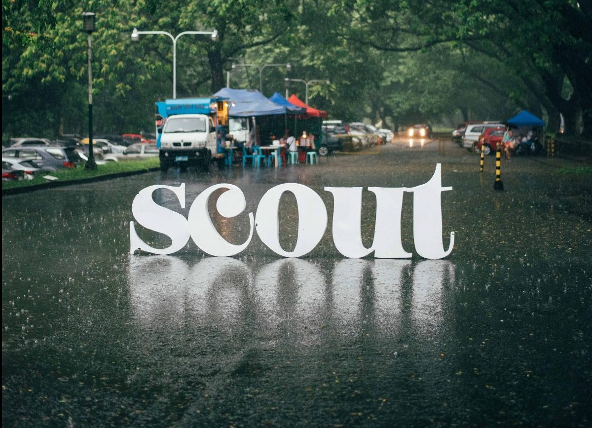 We're headed back to UP Diliman for this year's first Scout Campus Tour