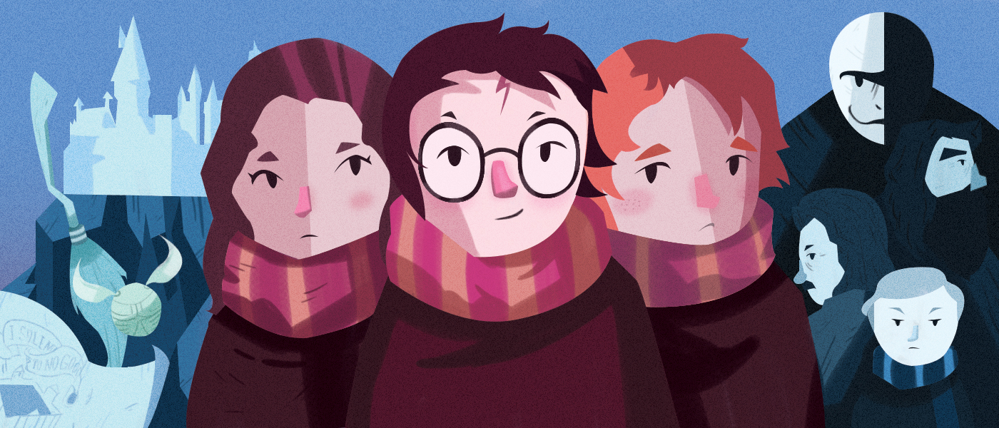 20 years later: Growing up with the world of 'Harry Potter'