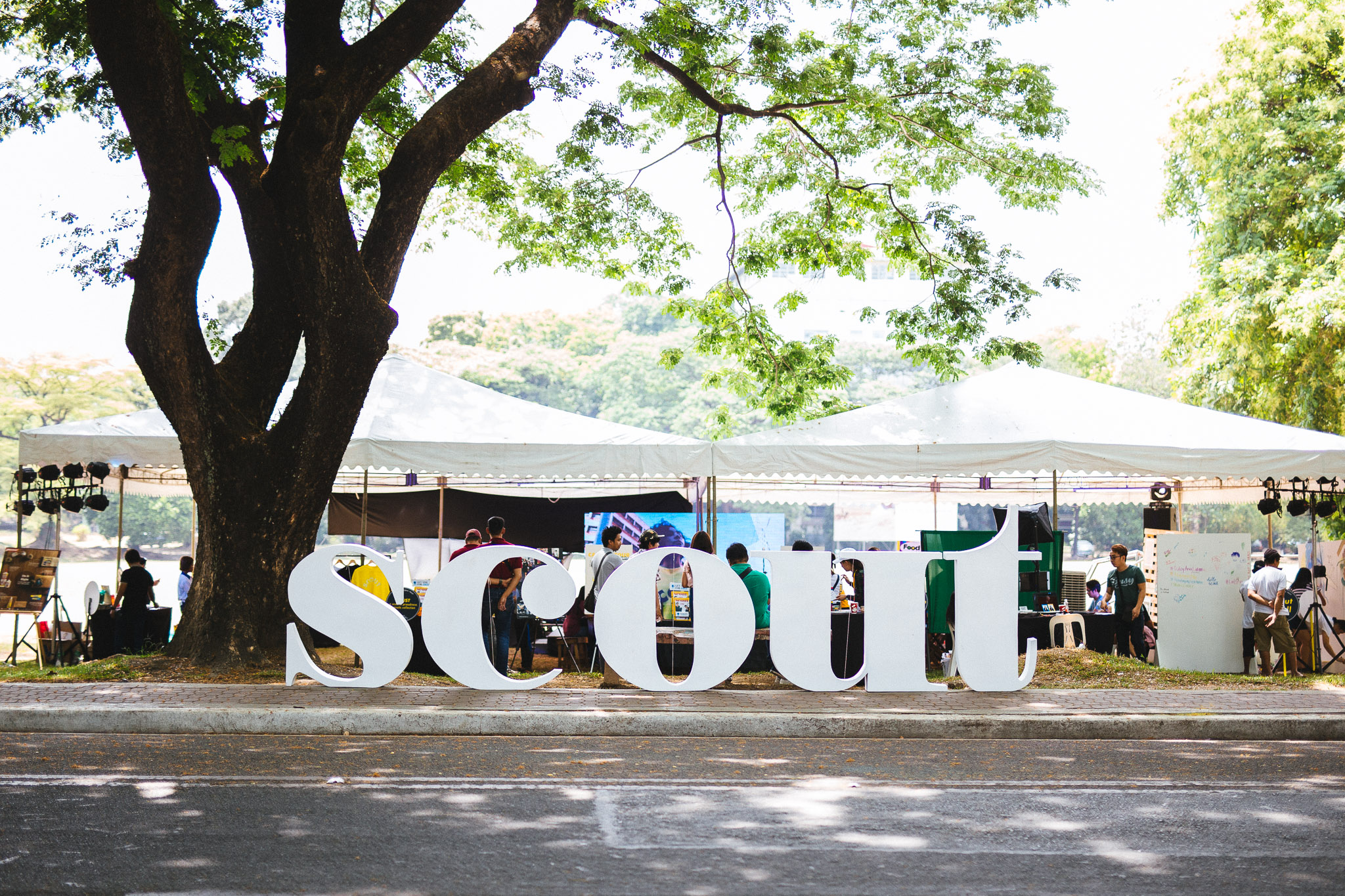 The Scout Campus Tour is coming back to CSB, baby