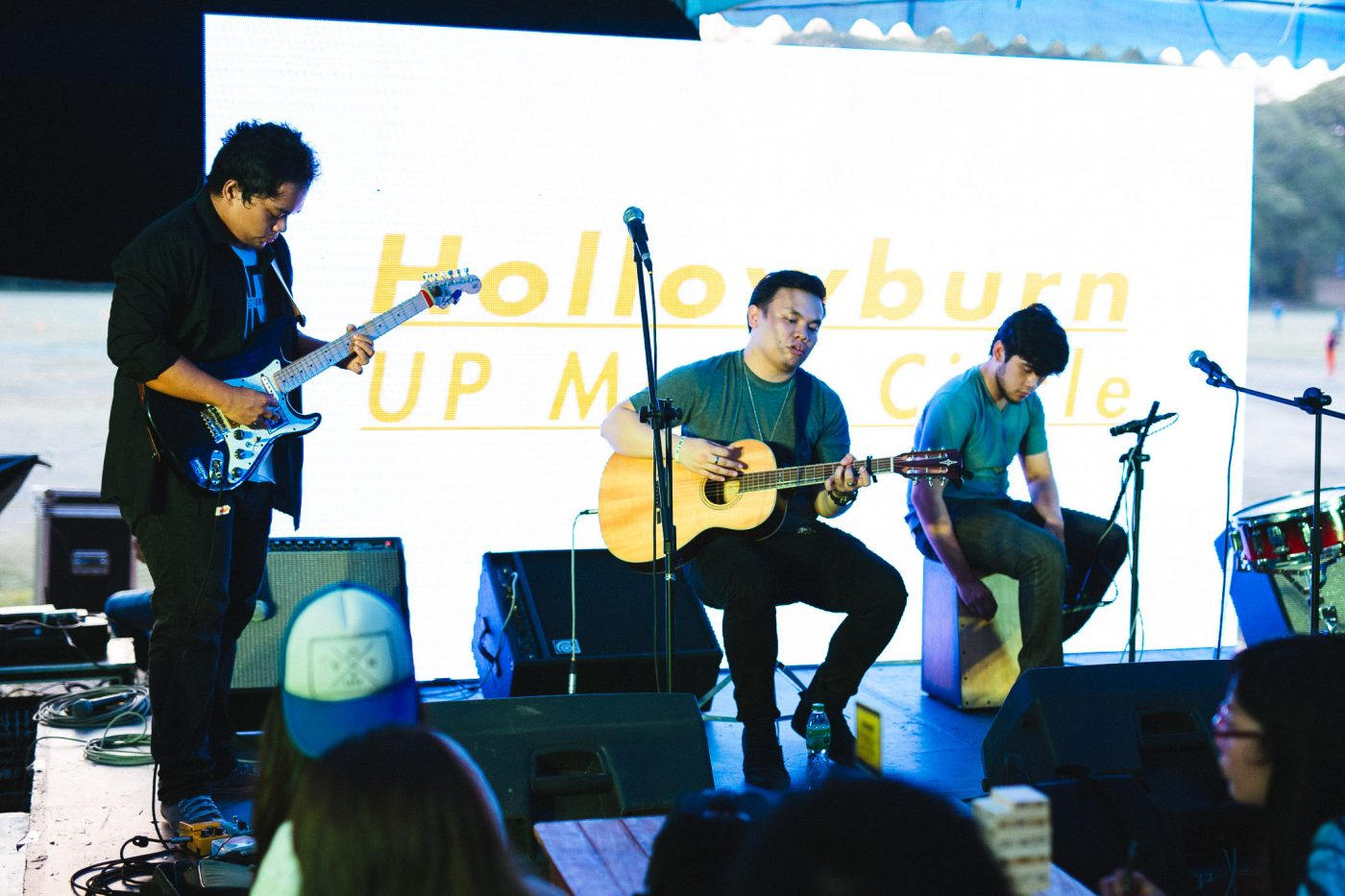 Getting to know the homegrown musicians of UP Diliman