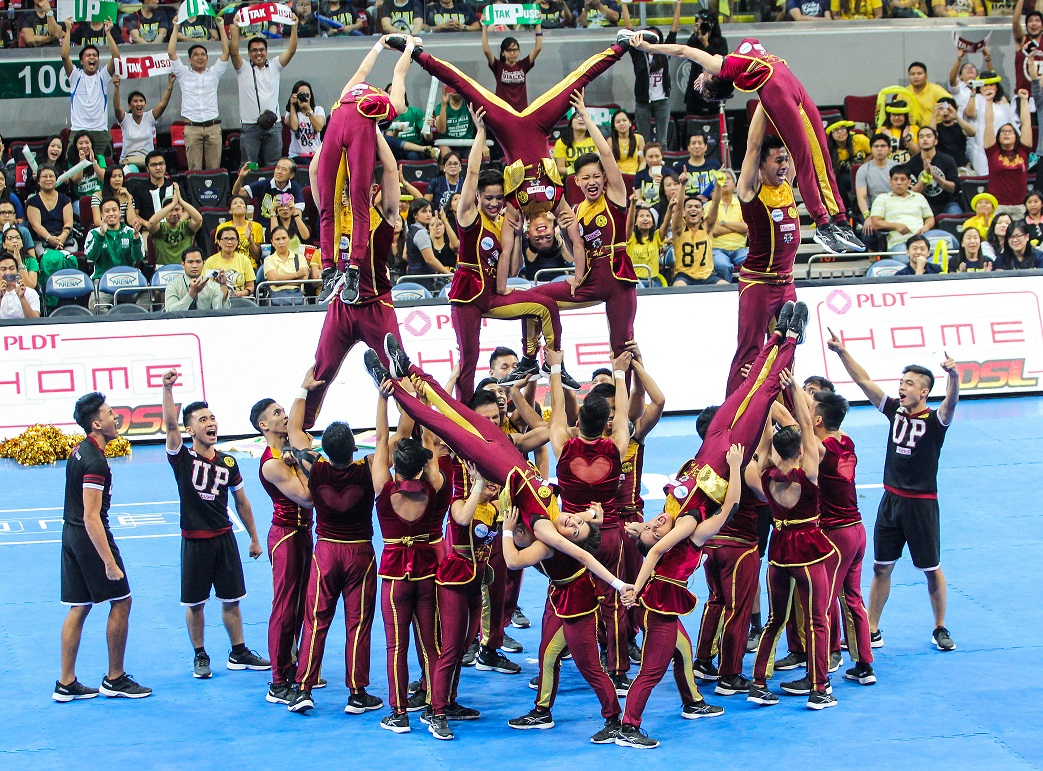 What UP's UAAP Cheerdance Boycott Means For The Competition