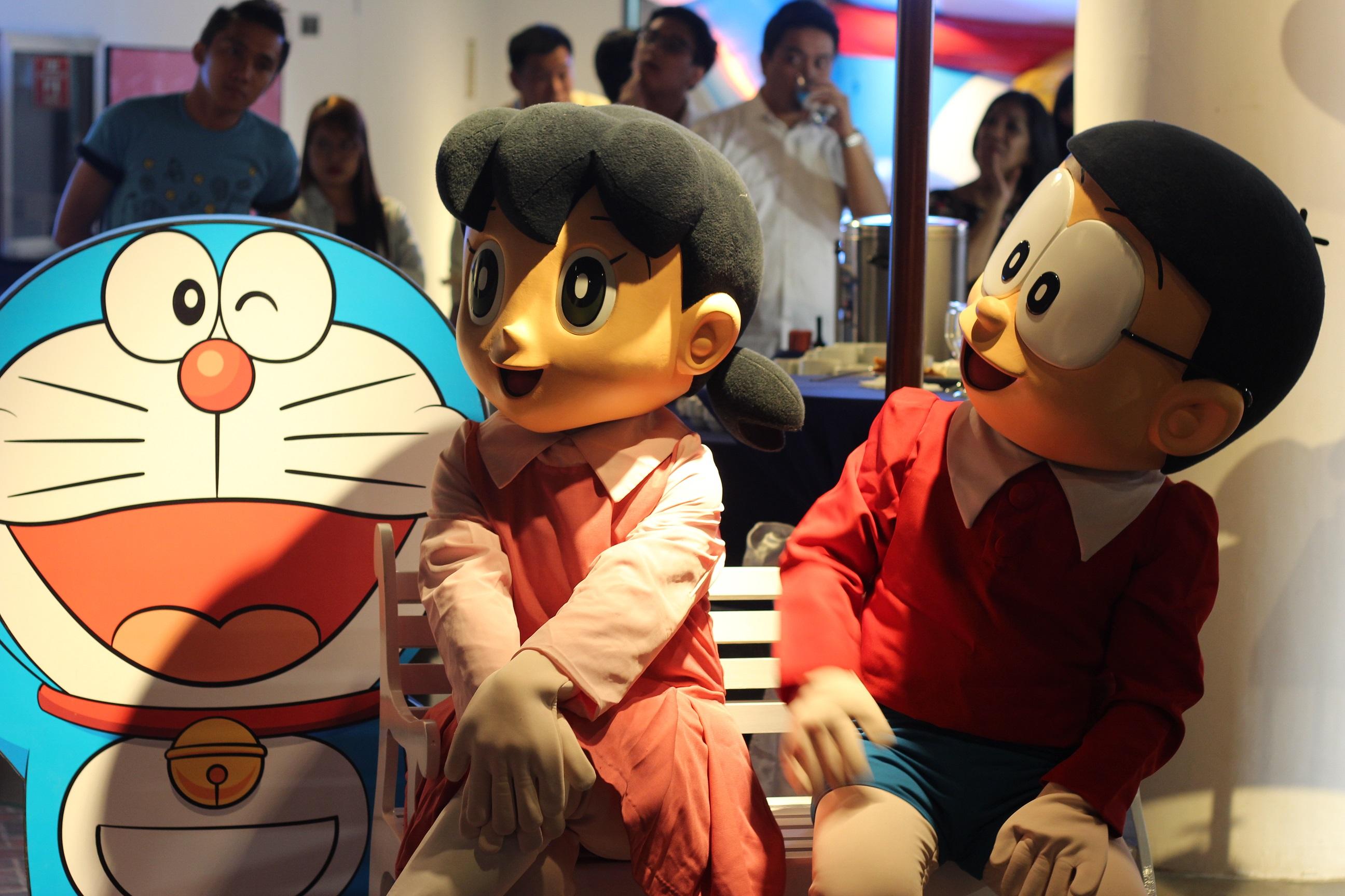 It's 2017 and we definitely have not forgotten Doraemon