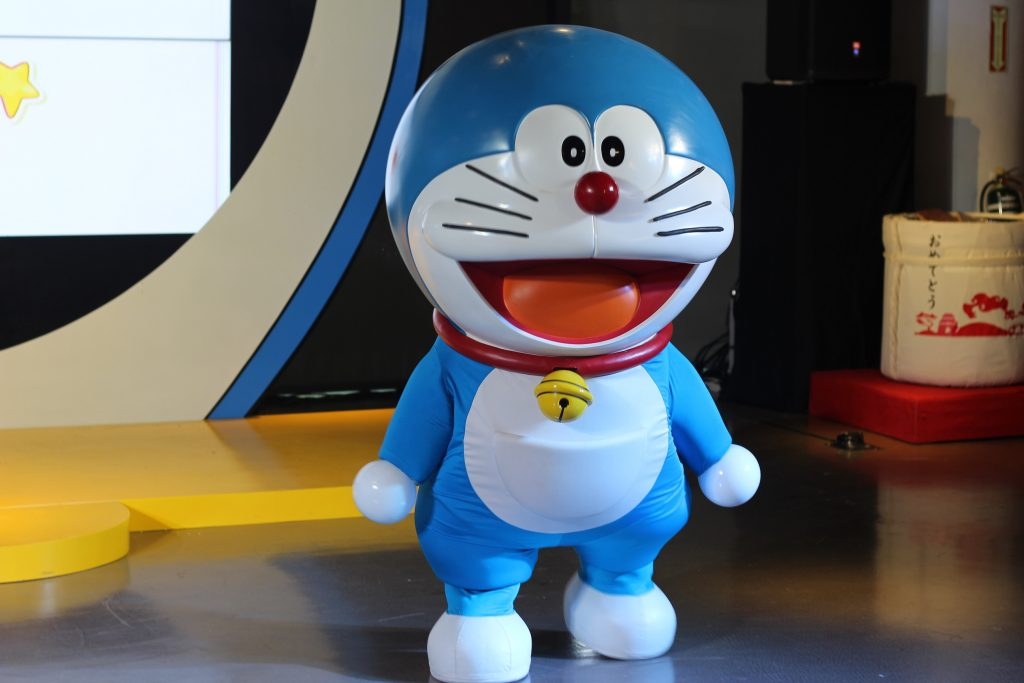 In 2008 Japans Foreign Ministry Appointed Him To Be The Countrys First Anime Ambassador Thats How Big Doraemon Is
