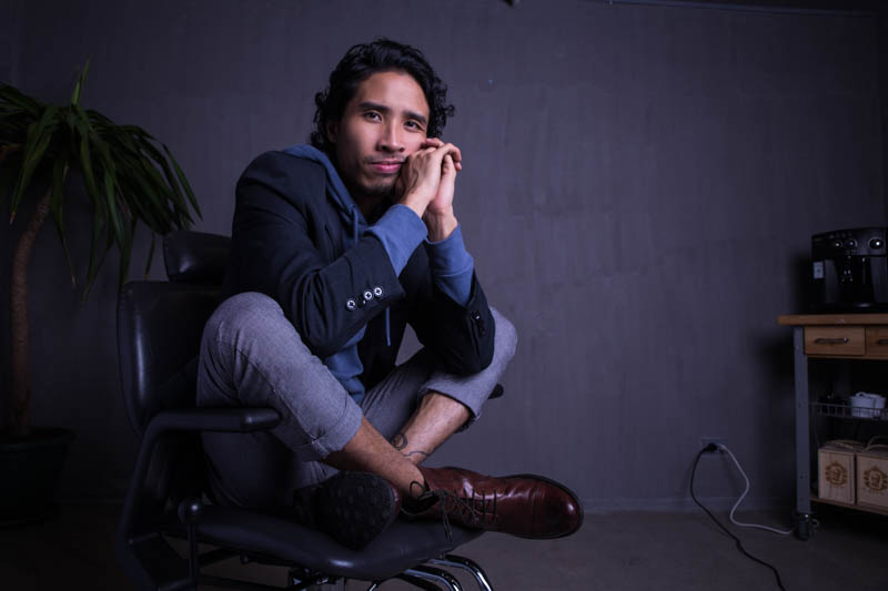 A Candid Interview With Pepe Herrera