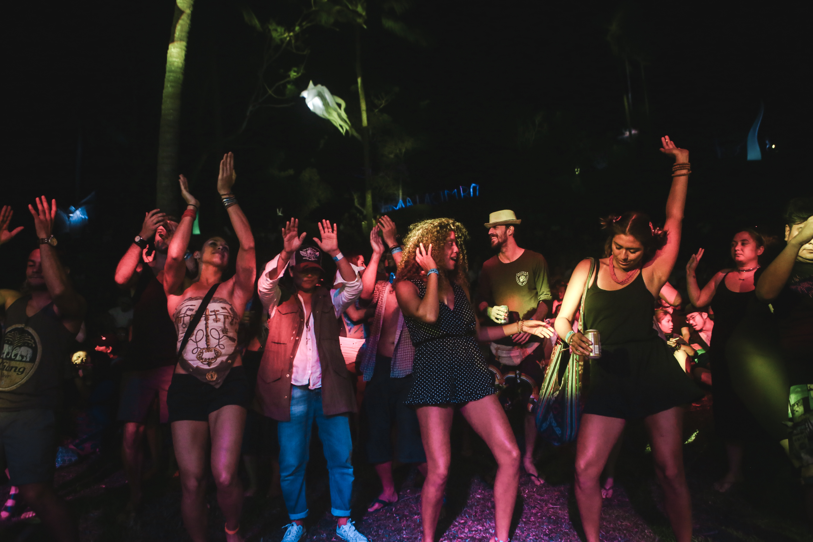 In Pursuit of Freedom and Escape at Malasimbo 2017