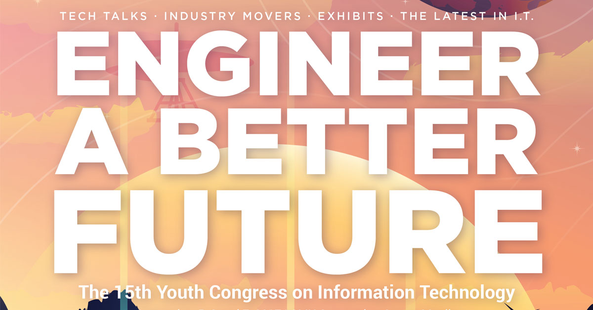 The biggest youth IT event is back for its 15th year