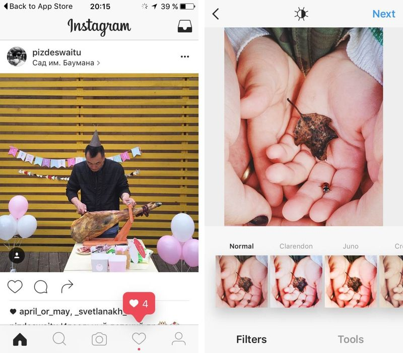 Instagram Is Experimenting With A New Black-And-White Design