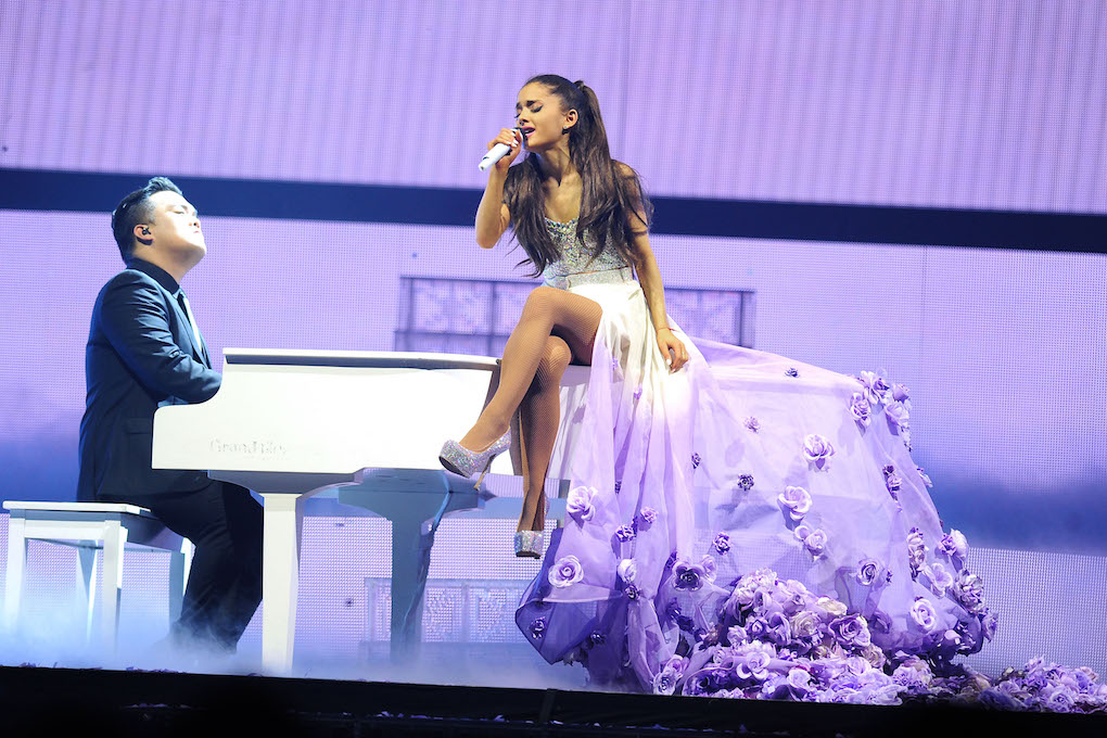 Ariana Grande releases statement after attack at her show, reportedly suspends tour