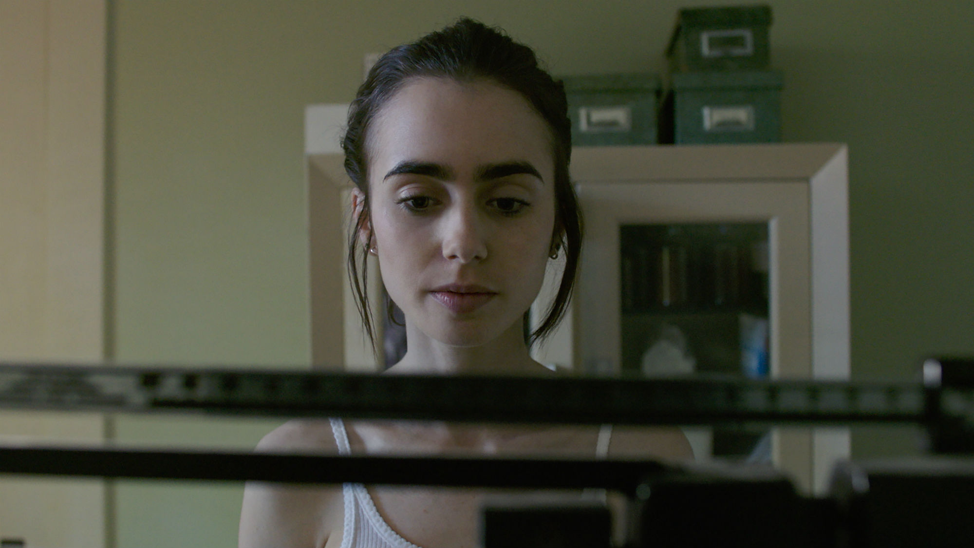 A lot of people are worried about Lily Collins' new movie To the Bone
