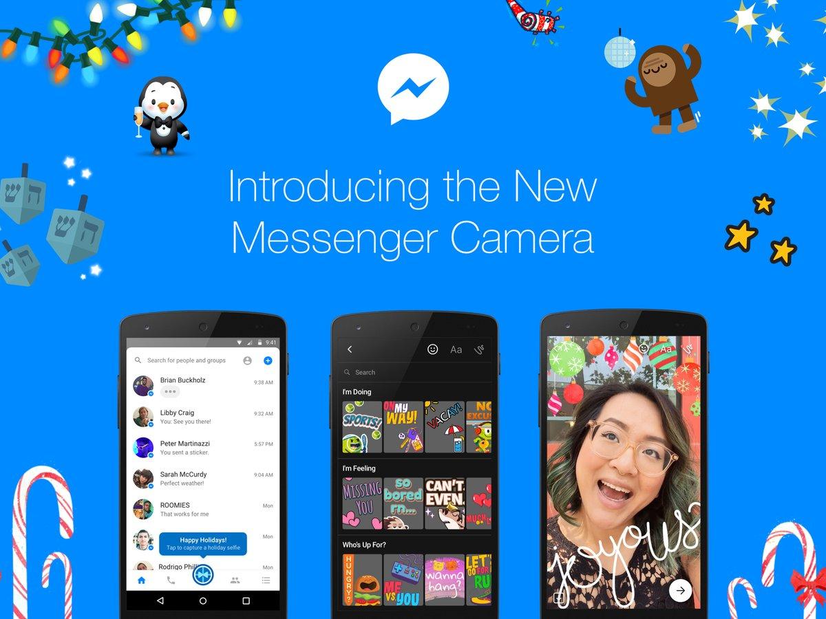 Nobody Likes The New Update, Messenger