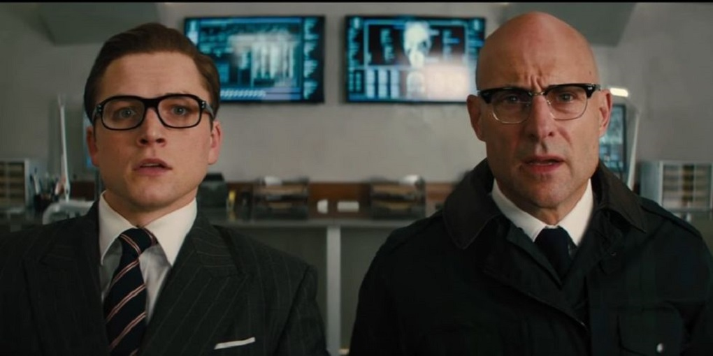 The official trailer for 'Kingsman: The Golden Circle' is finally out