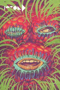 "The cover for Mervin Malonzo's story written with Adam David, ""Terrorium"""