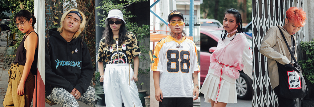 Nice to meet you: A fashion editorial on Filipino street style