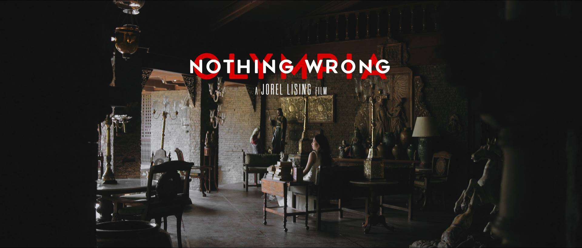 "Olympia Releases Music Video For Debut Single ""Nothing Wrong"""